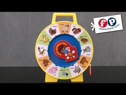 Fisher-Price Classics See 'n Say The Farmer Says From The Bridge Direct