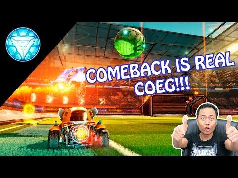 COMEBACK DETIK2 TERAKHIR !!!!! - ROCKET LEAGUE INDONESIA