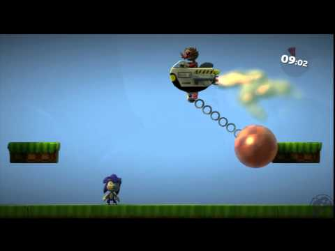 LBP2: Sonic The Hedgehog Green Hill Zone - Act 3 by nichrome_dragon
