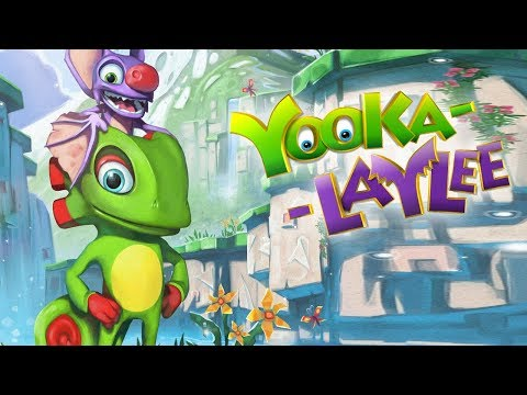 Let's Play Yooka Laylee part 39 I BROKE THE GAME  