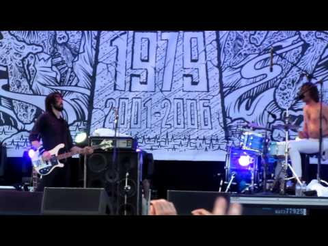 Death From Above 1979 - Romantic Rights - Live @ Coachella 2011 in HD