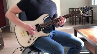 Amorphis - Grain of Sand (Guitar Cover)