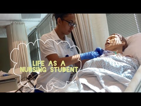 Day in the Life of a Nursing Student