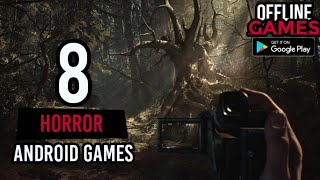 Top 8 Best Scariest Android Horror Games 2016