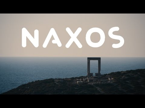 Naxos, Greece - travel guide HD