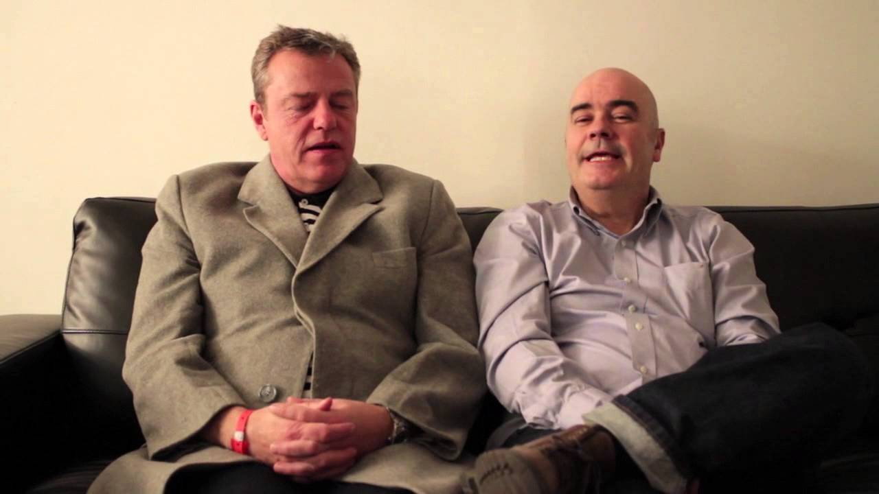 "Interview with Madness' Graham ""Suggs"" McPherson & Chris ...