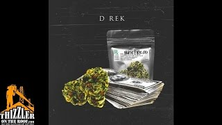 D-Rek ft. The Jacka, Dubb 20, Fed-X -  If I Die Today [Prod. Joe Mill] [Thizzler.com]