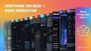 Music Production Suite 4 | iZotope