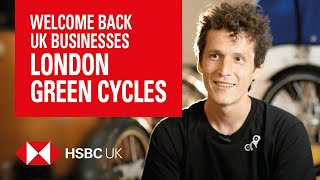Welcome Back London Green Cycles | Learnings from Lockdown | HSBC UK