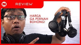 Wireless Headphone Buat Yang Ga Kere! // Audio-Technica Wireless Headphone Series