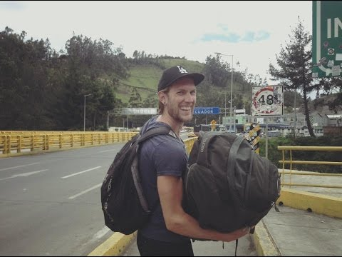 Colombia to Ecuador Week 5 (27/02/17 - 05/03/17)