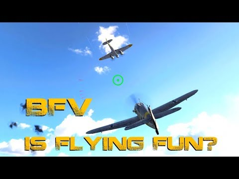 BFV - Is flying any fun?