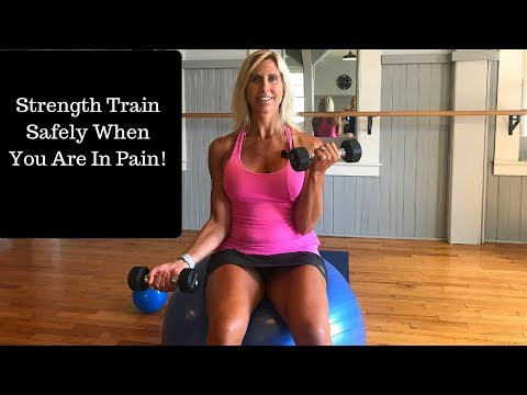 Chronic Pain And Fibromyalgia Exercise Program