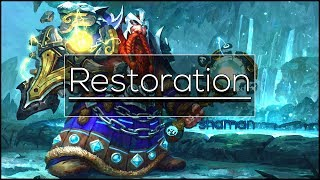 Legion - Restoration Shaman | Full Healing Guide 7.3.5 [Basics PvE]