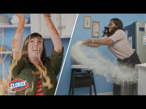 Moms Re-Create Their Kids' Worst Messes // Presented By BuzzFeed & Clorox