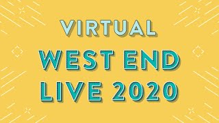 Virtual West End LIVE Trailer in collaboration with Sky VIP