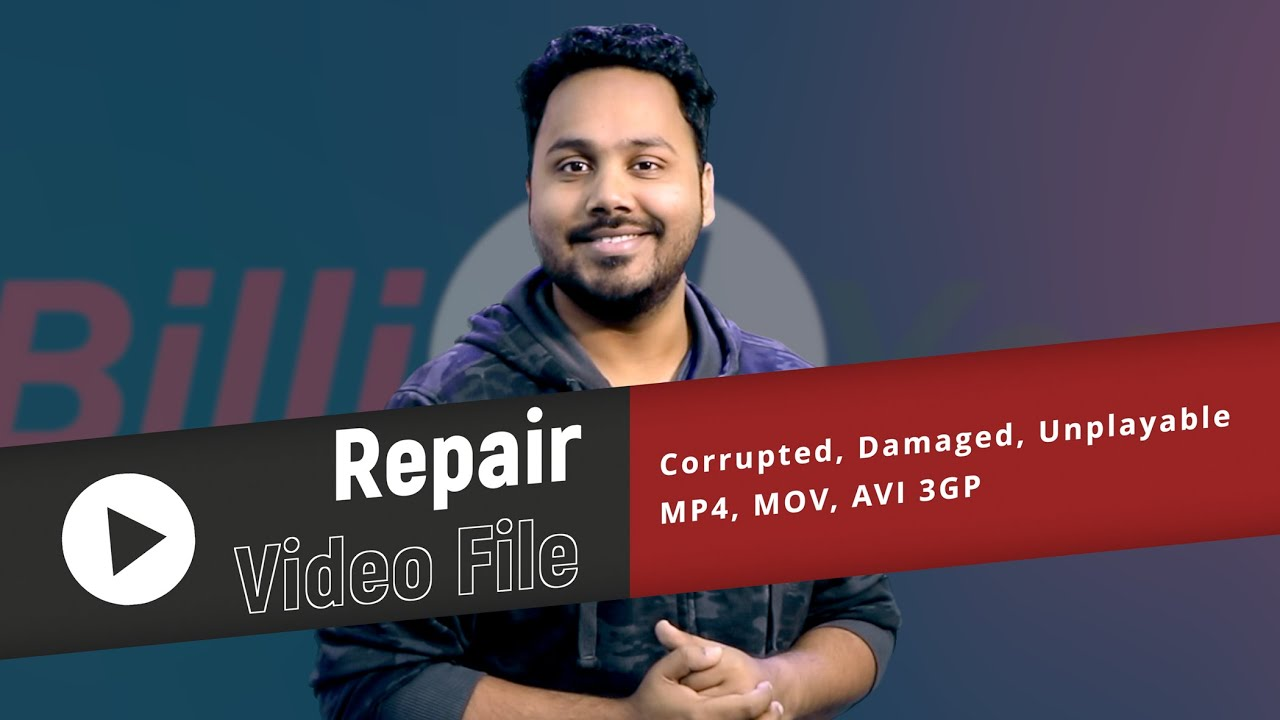 Download How To Repair Corrupt Video Files | Fix Damaged .MP4 .MOV