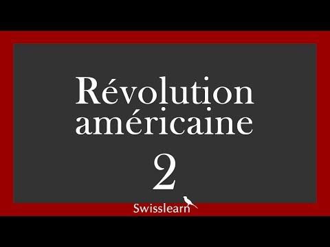 Révolution Américaine - Deuxième Partie: Du Mécontentement à L'indépendance