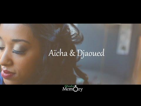 Aicha & Djaoued Wedding Clip - Un Mariage en Hiver