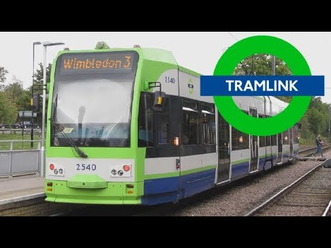 London Tramlink, Flexity trams.