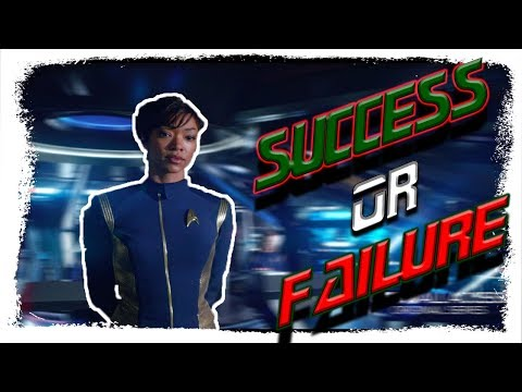 StarTrek Discovery: Failure or Success? (Post Show)