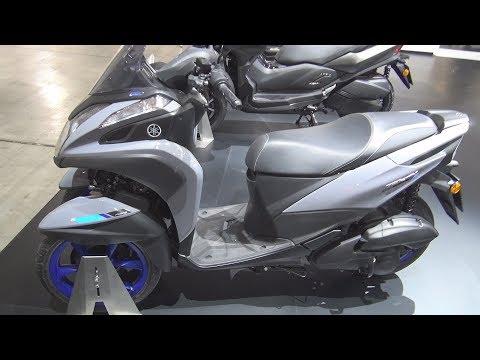 Yamaha Tricity 125 (2020) Exterior and Interior