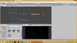 Minimalistic Sci-fi Startegy Ep1 : Random Solar System  (Unity)