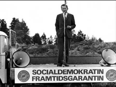 Olof palme 1a maj tal