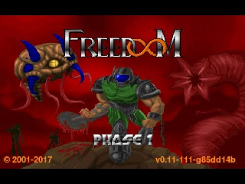 Freedoom: Phase 1 v0.11 Soundtrack