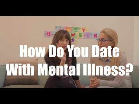 Why Is Allison Bad At Dating? (Dating With Mental Illness) I Just Between Us