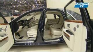 Les voitures de luxe du Salon auto de Genève 2010