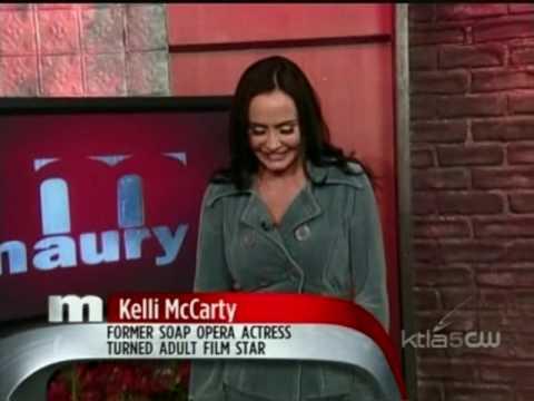 Kelli McCarty on MAURY