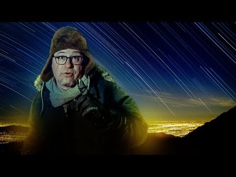 Night Photography Series | How to Photograph Star Trails