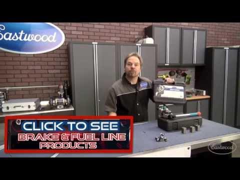 Brake & Fuel Lines, Flaring Tools, Bleeders, Straightener & Hardware with Kevin Tetz at Eastwood