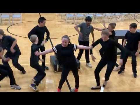 Countryside School Presents: Reduced Shakespeare - Macbeth