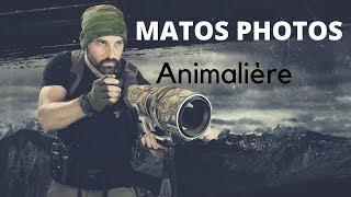 MON MATERIEL + INFOS PHOTO ANIMALIERE