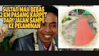 Viral Pernikahan Bos Kikil Di Pandeglang Banten Gelar Karpet Merah Terpanjang 2020