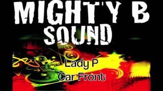 Lady P Car Front