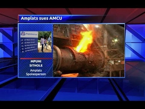 Anglo American sues AMCU