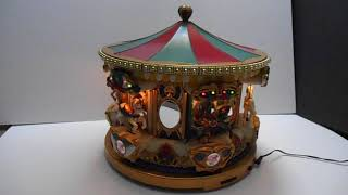 Mr. Christmas Holiday Merry Go Round