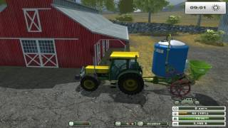Farming Simulator 2013 Titanium 3ч - Продаем и покупаем технику [Перезалив!]