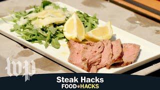 Steak Hacks   Mary Beth Albright's Food Hacks