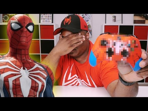 i-bought-a-spider-man-gaming-controller-for……xbox.-🤦🏾♂️