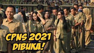 FORMASI CPNS 2021 YANG JARANG DIMINATI   CPNS 2021   Syarat Daftar CPNS Dan PPPK 2021