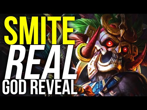 SMITE - REAL God Reveal - Ah Puch