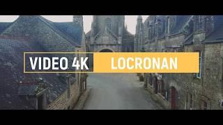 LOCRONAN - FINISTERE / DRONE VIDEO 4K !