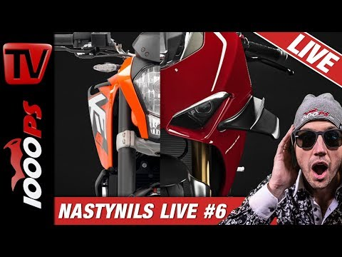 Tolle Motorräder in jeder Preisklasse - NastyNils Live Folge 6 - 20 Bikes von 1.000 bis 20.000 Euro