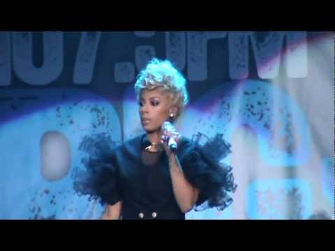 Keyshia Cole - Heaven Sent / Chicago Big Jam 2012