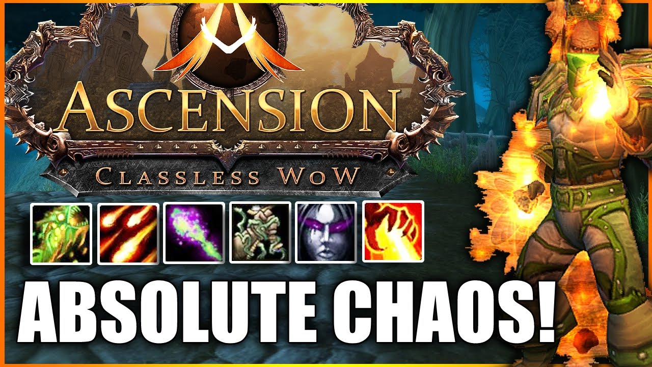 Download THE RAIN OF FIRE META IS HERE! - Random WoW - Project Ascension S7 | PvProgression |