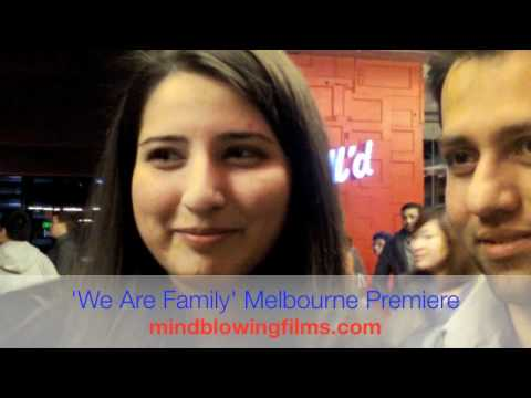 'We Are Family' Australian Movie Premiere